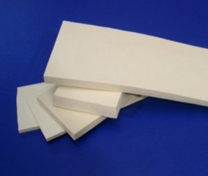 Schaumstoff-Platte aus Silikon