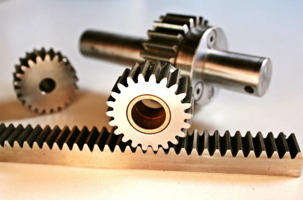 Zahnräder und Zahnstangen sind wichtige Komponenten in der Antriebstechnik