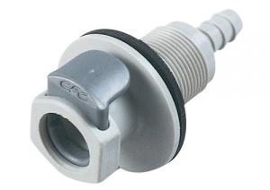 PP-Schnellverschlusskupplung, NW 7,2 mm - Schalttafel