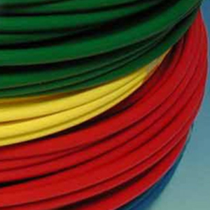 PTFE-Chemieschlauch farbig