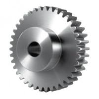 Stirnzahnrad aus Edelstahl rostfrei - Modul 1,0-2,0