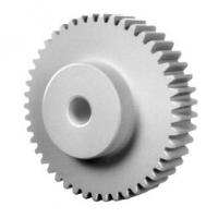 Stirnzahnrad aus Kunststoff (gefräst) - Modul 0,5-2,0