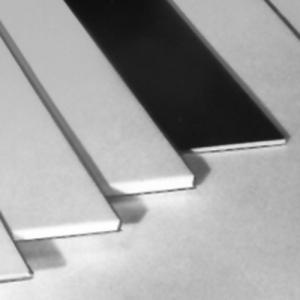 Sinterplatte auf Cr-Ni-Stahl-Basis hochporoes