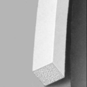 Sinterstab vierkant aus poroesem PTFE