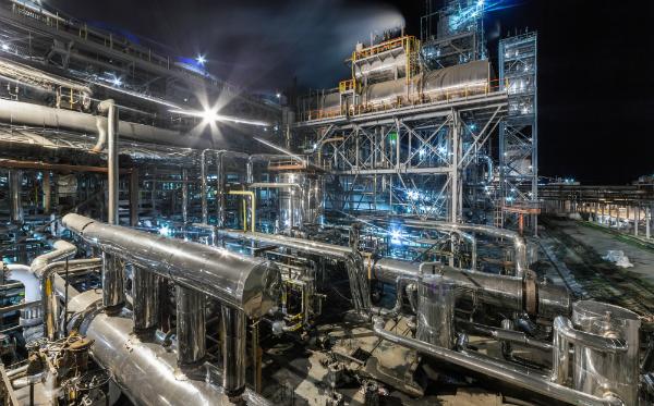 Laborversuche sind die Grundlage für die industrielle Produktion