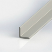 L-Profil aus glasfaserverstärktem Kunststoff (GFK)