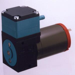 Membran-Förderpumpe für Flüssigkeiten - 600 ml/min. mit Niederspannungsantrieb