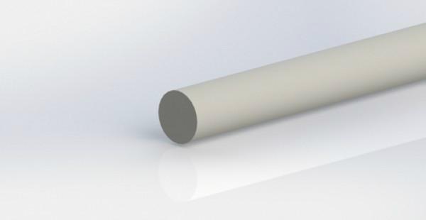 Rundstab aus glasfaserverstärktem Kunststoff (GFK)