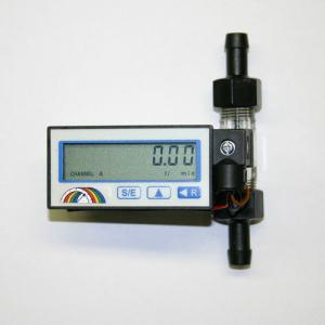 Turbinendurchflussmesser Digital