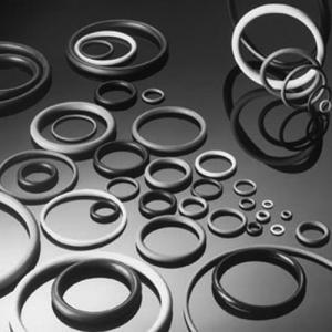 Silikon-O-Ringe metrisch