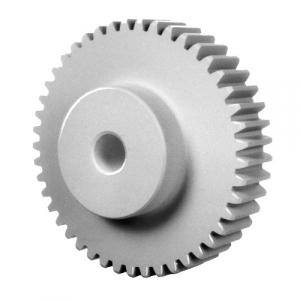 Stirnzahnrad aus Kunststoff gefraest Modul 0,5-2,0