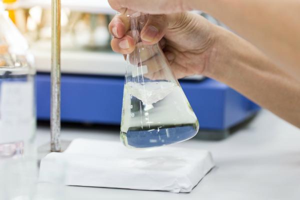 Biochemische Analyse von Protein