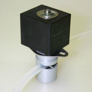 Schlauchquetschventil Standard mit 1 Schlauch