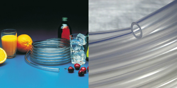 TYGON-Lebensmittelschlauch FDA REACH- und RoHS-konform