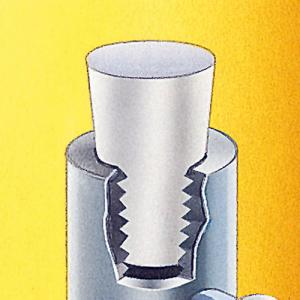 kegelstopfen-silikon-hochtemperaturbestaendig