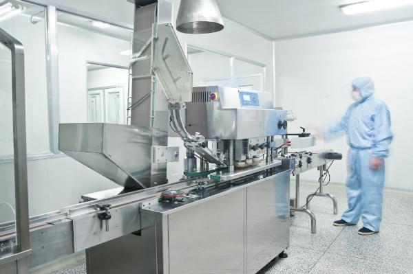 Pharmazeutische Produktion