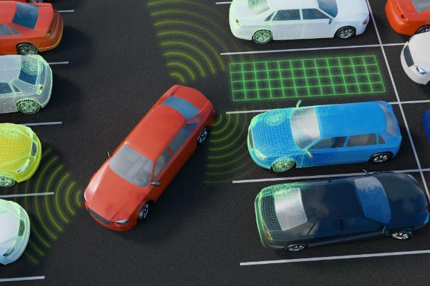 Auch moderne Parksensoren nutzen den piezoelektrischen Effekt.