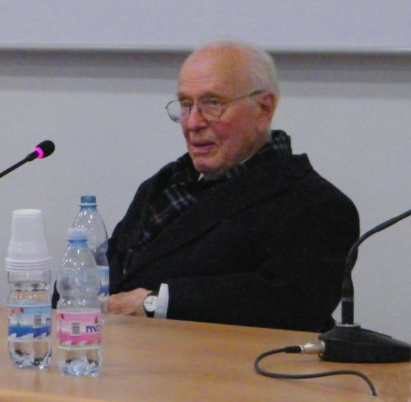 Luigi Luca Cavalli-Sforza im Jahr 2010