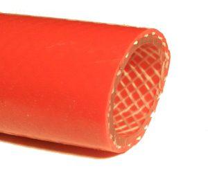 silikon-hochtemperatur-druck-chemieschlauch-mit-glasseideeinlage