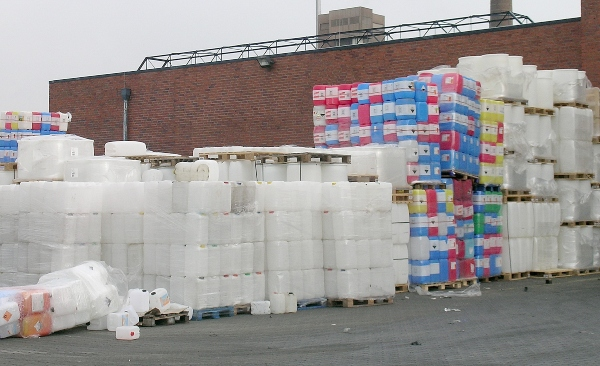 Recycling sortenreiner Kunststoffabfaelle recycling-von-kunststoffen