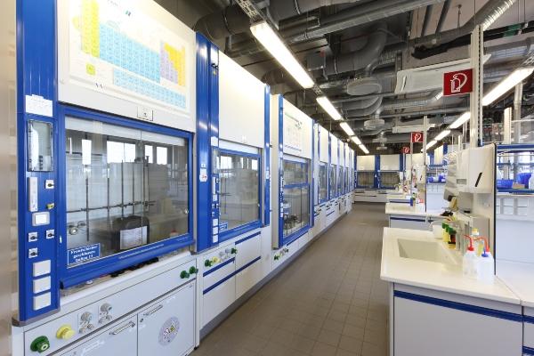 Labor fuer Organische Chemie der FH Aachen Campus Juelich