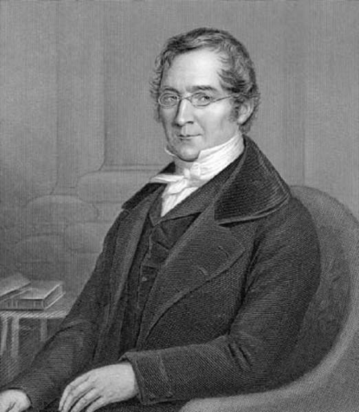 Der franzoesische Chemiker und Physiker Joseph Louis Gay-Lussac (1778 - 1850)