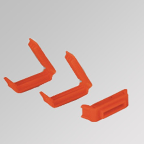 Dialysing Tubing Clip made of PP