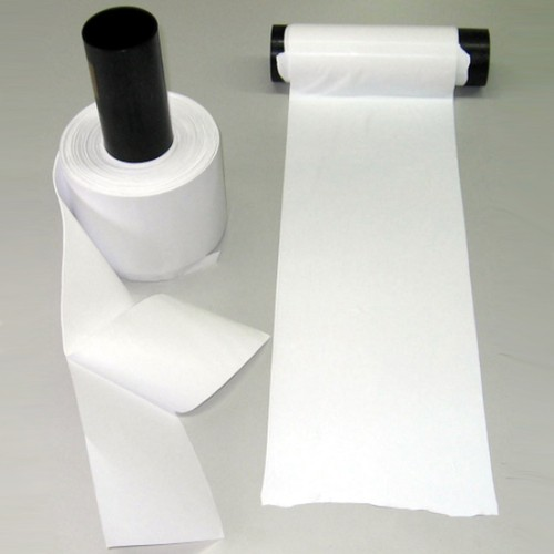 Plate made of PTFE (expanded)