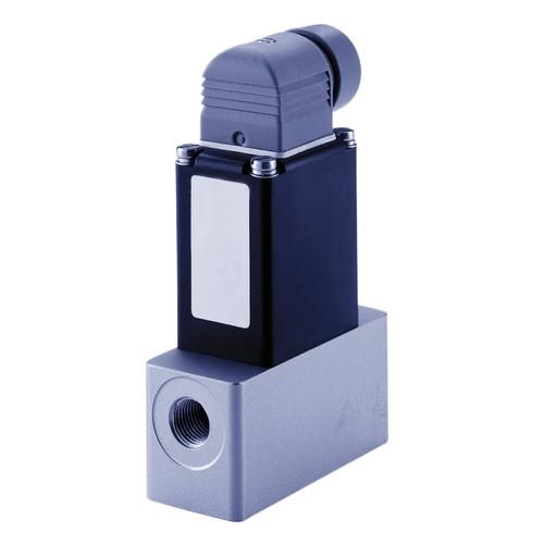 3/2-Wege-Reinstmedien-Magnetventil aus PTFE