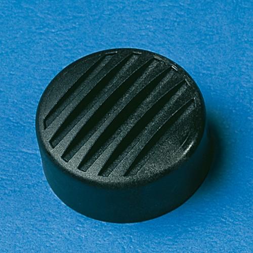 Deco Round Nut made of PA - glass fibre reinforced