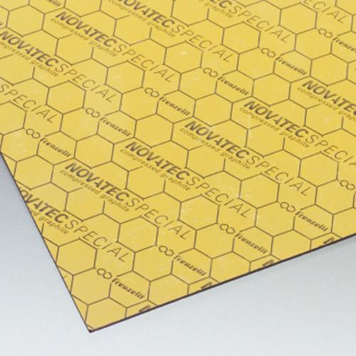 High-Tech Aramid/Graphite High-Temperature Packing Plate