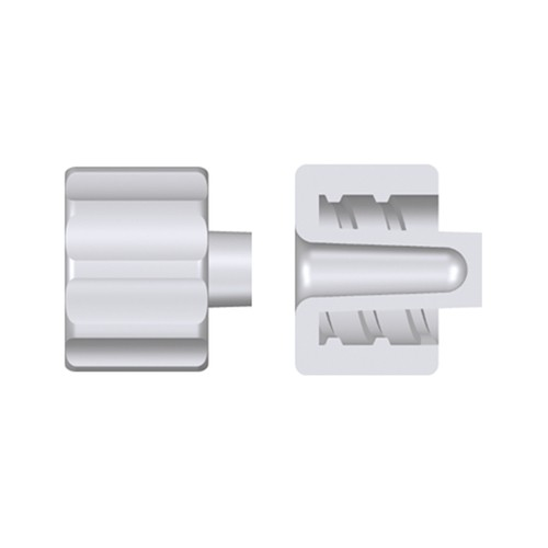 Luer-Lock-Verschluss-Stopfen (männlich)