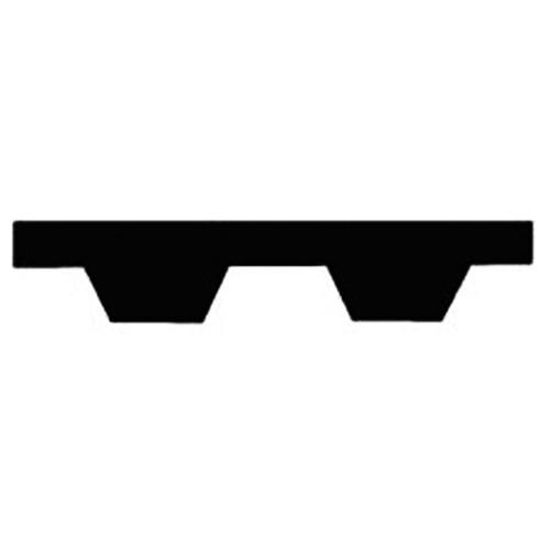 Zahnriemen für Profil T2,5 aus PUR (endlos)
