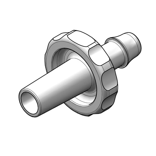 Luer-Tubing Adapter (Male) for Flexible Tubing