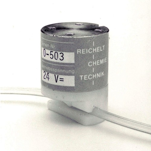 Tube Pinch Valve - mini - with 1 to 8 tubings