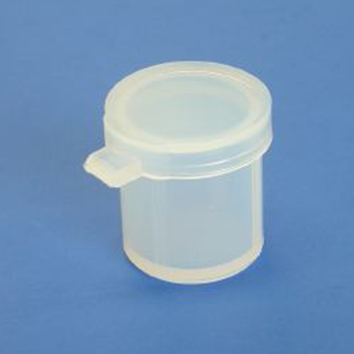 Sample Vial made of PFA - with snap-on lid