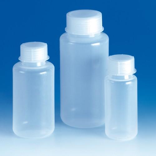 Weithalsflasche aus LDPE
