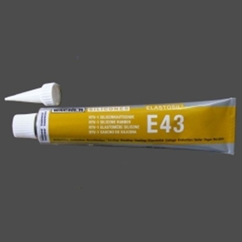 Silicone Rubber Adhesive - large-scale adhesion