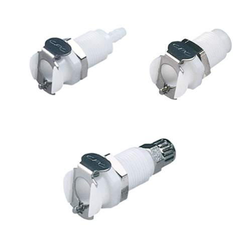 POM Quick-Disconnect Coupling, NW 3.2 mm - Control Panel