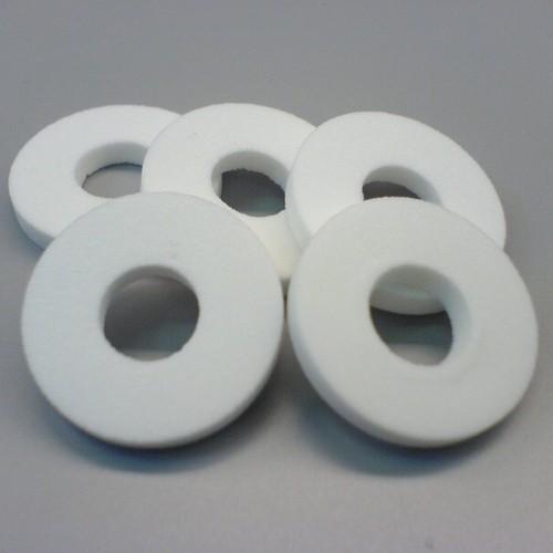 Gaswaschflaschen-Fritte aus Borosilikatglas