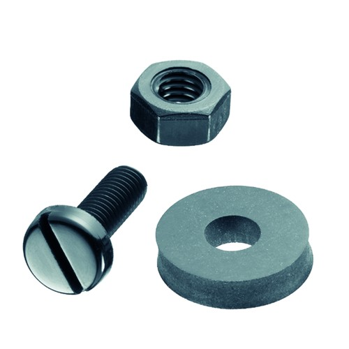 Number Plate Screw (DIN 85) made of PA