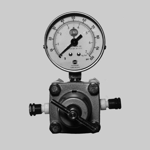RCT®-Zubehör: Pulsationsdämpfer