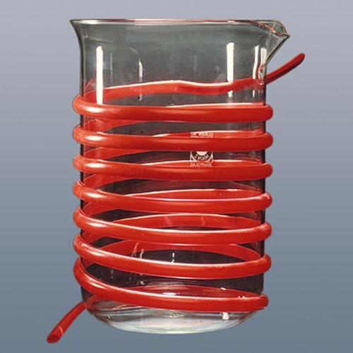Silicone Heat Exchanger Profile Tubing
