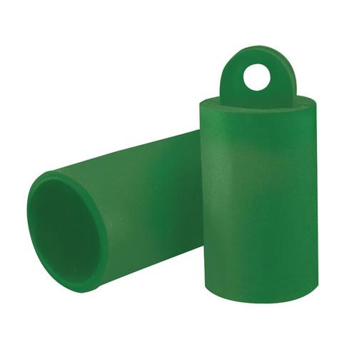 Pull Tab Cap made of PVC-P (plasticized PVC, soft) - oil-resistant
