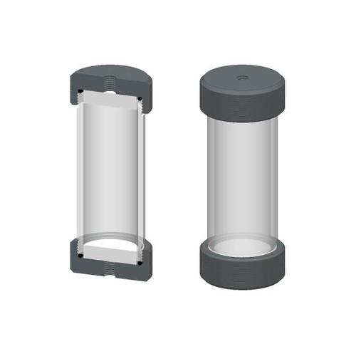 Adsorber-Filterbehälter zur Gasreinigung