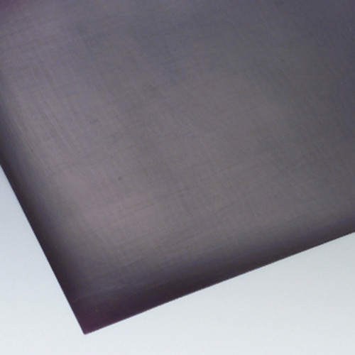 NBR Plate with one Cotton Fabric Insert - Shore 70°