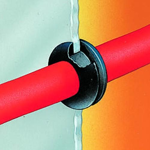 Standard Grommet made of PVC-U (unplasticized PVC, rigid)