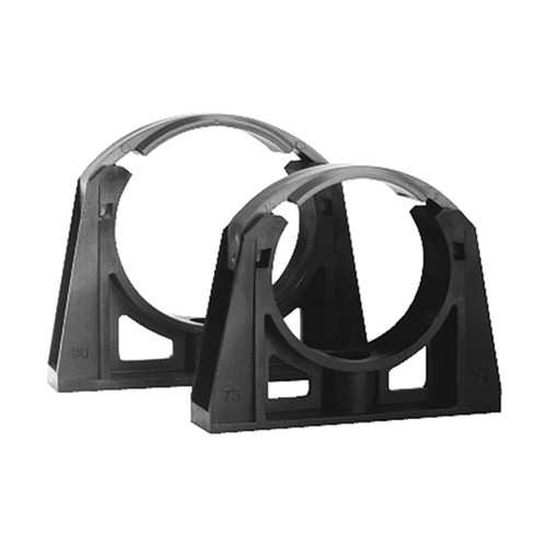 Pipe Clip made of HDPE