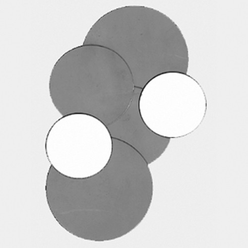 Round Filter made of Glass Fibre