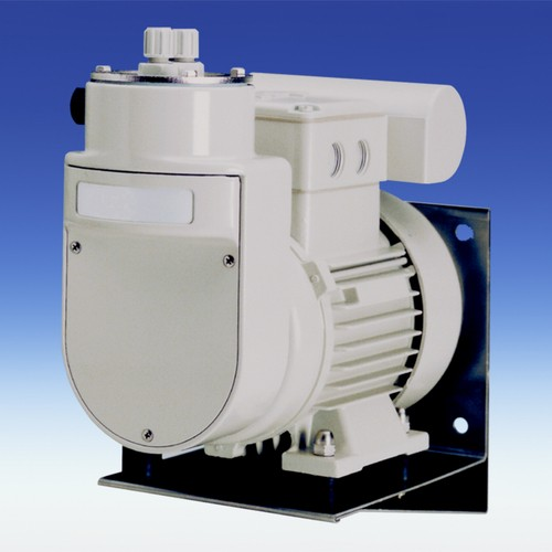 Displacement Pump for Aggressive Gases with Condensate